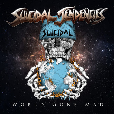 Suicidal Tendencies/World Gone Mad [LP]