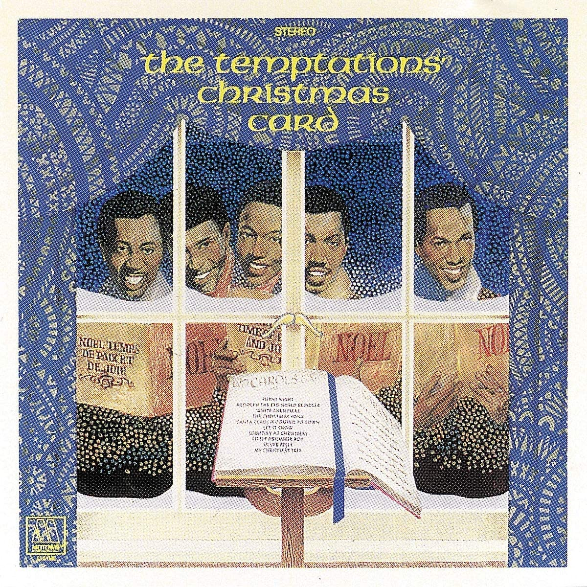 Temptations, The/Christmas Card [LP]