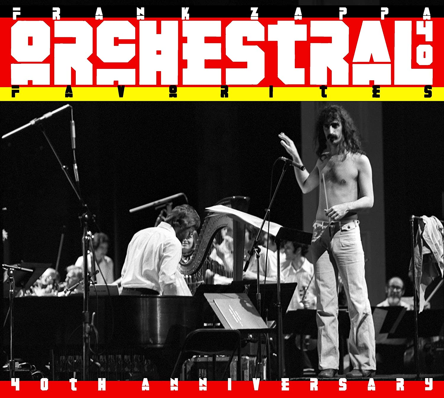 Zappa, Frank/Orchestral Favorites [LP]