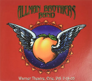 Allman Brothers Band/Warner Theatre, Erie, PA 7-19-05 [CD]