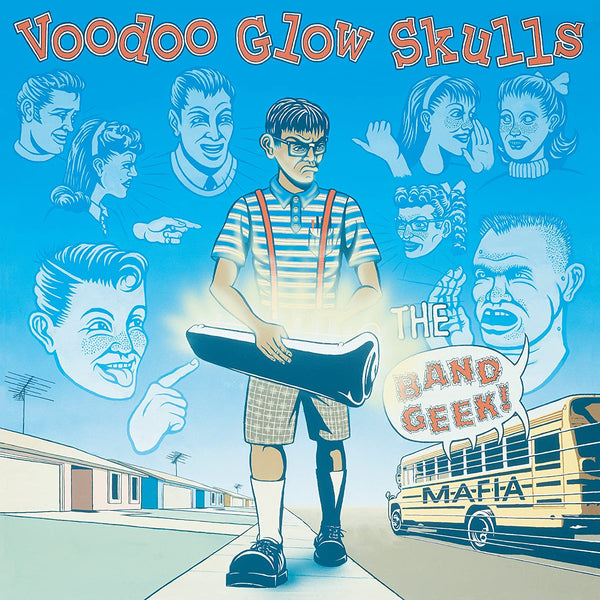 Voodoo Glow Skulls/The Band Geek Mafia [LP]