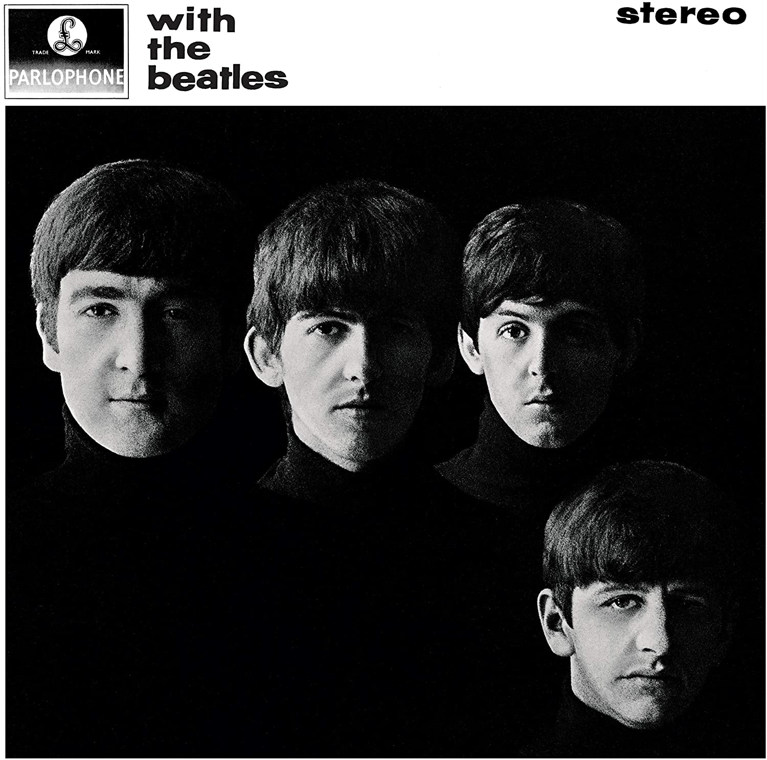 Beatles, The/With the Beatles [LP]