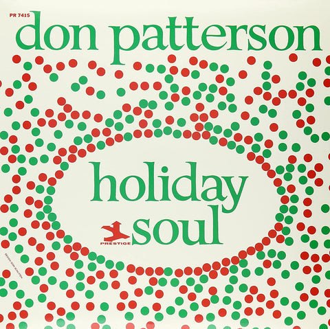 Patterson, Don/Holiday Soul [LP]