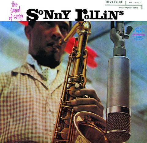 Rollins, Sonny/The Sound Of Sonny [LP]