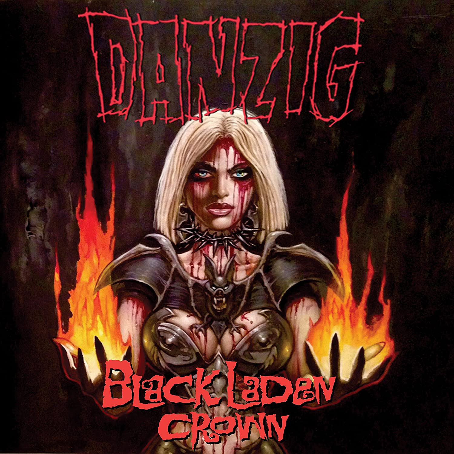 Danzig/Black Laden Crown (Black Vinyl) [LP]