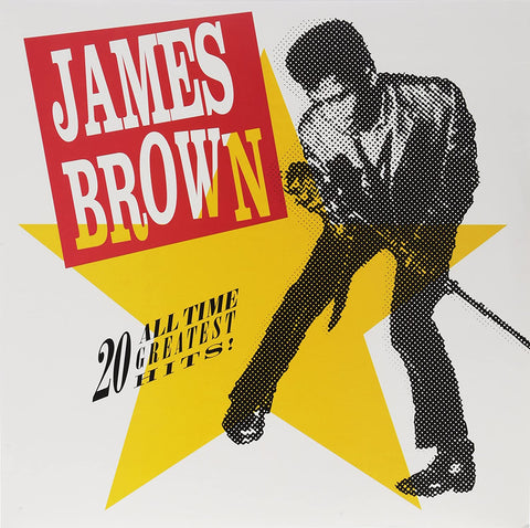 Brown, James/20 All Time Greatest Hits! [LP]
