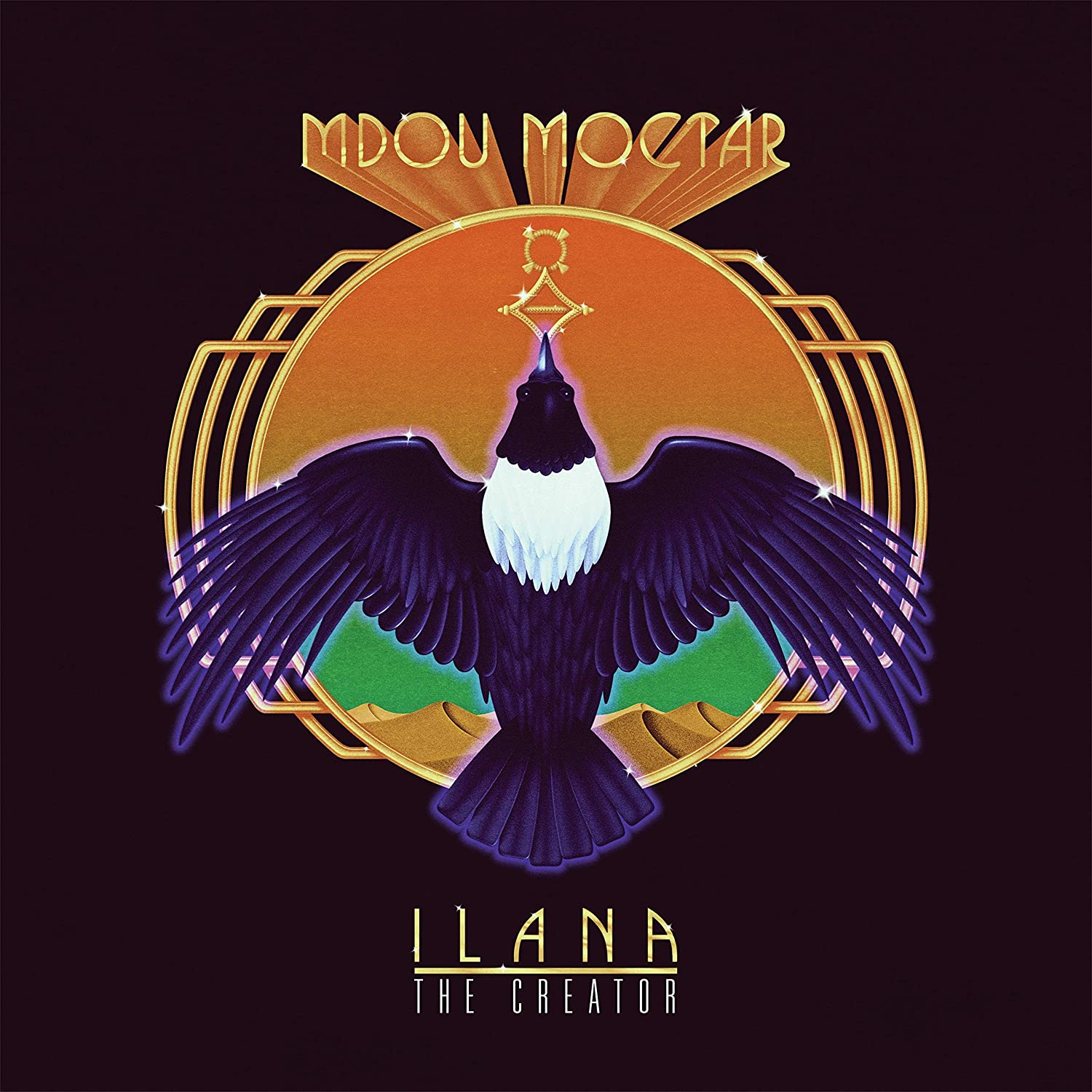Moctar, Mdou/Ilana: The Creator [LP]