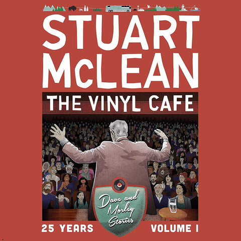 McLean, Stuart/Vinyl Cafe 25 Years Vol. 1 (4CD) [CD]