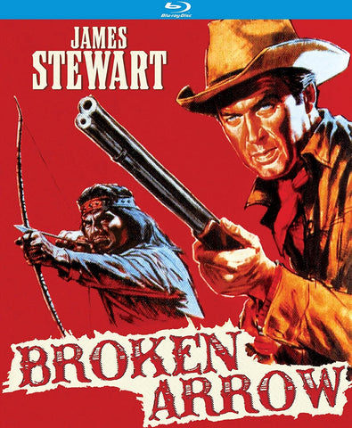 Broken Arrow (1950) [BluRay]