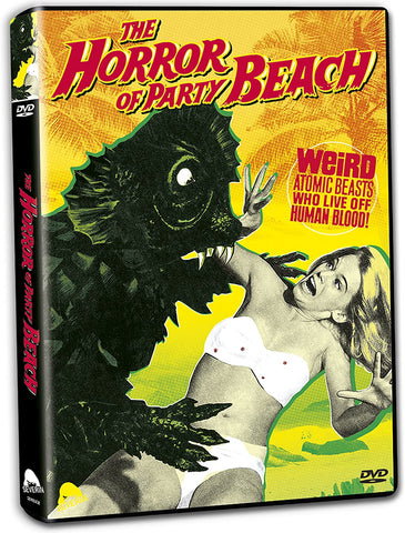The Horror of Party Beach [DVD]