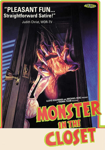 Monster In The Closet [DVD]