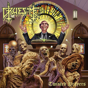 Gruesome/Twisted Prayers [CD]