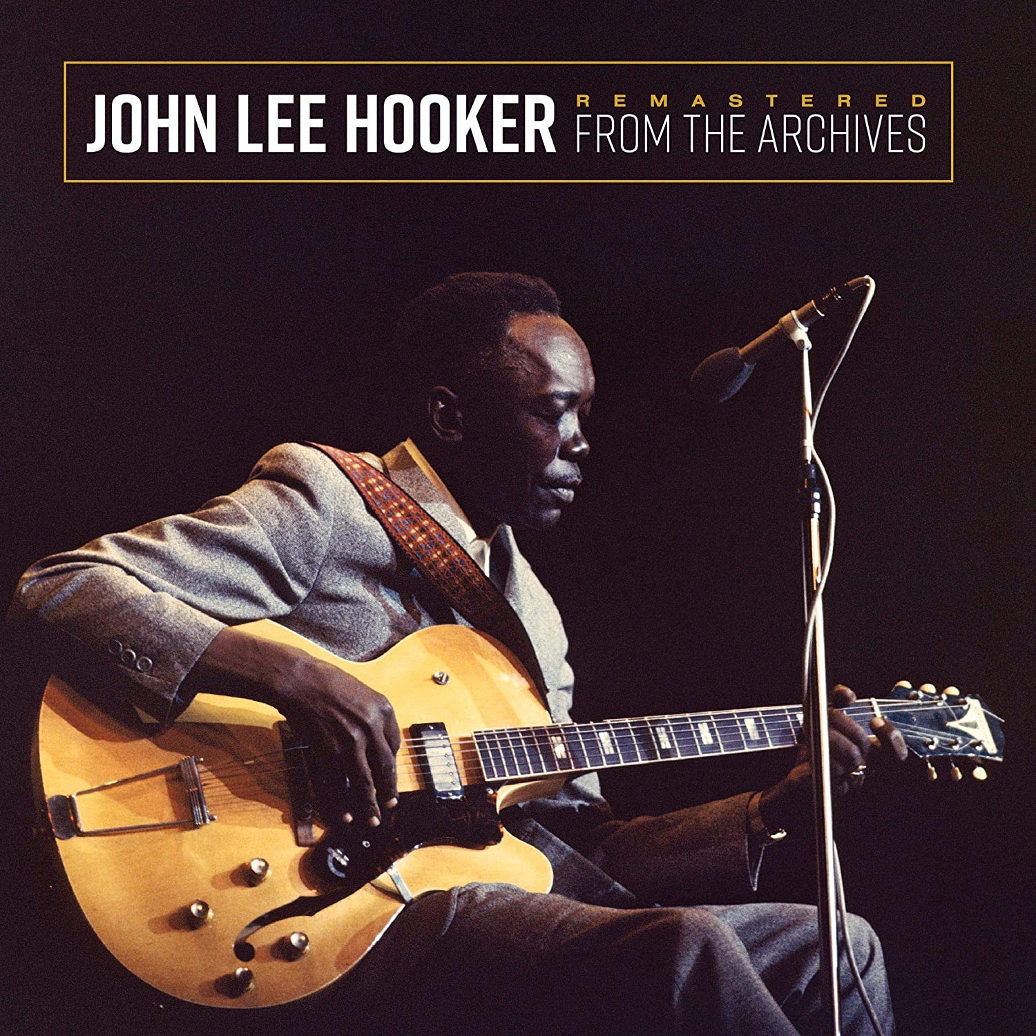 Hooker, John Lee/Remastered From The Archives [LP]