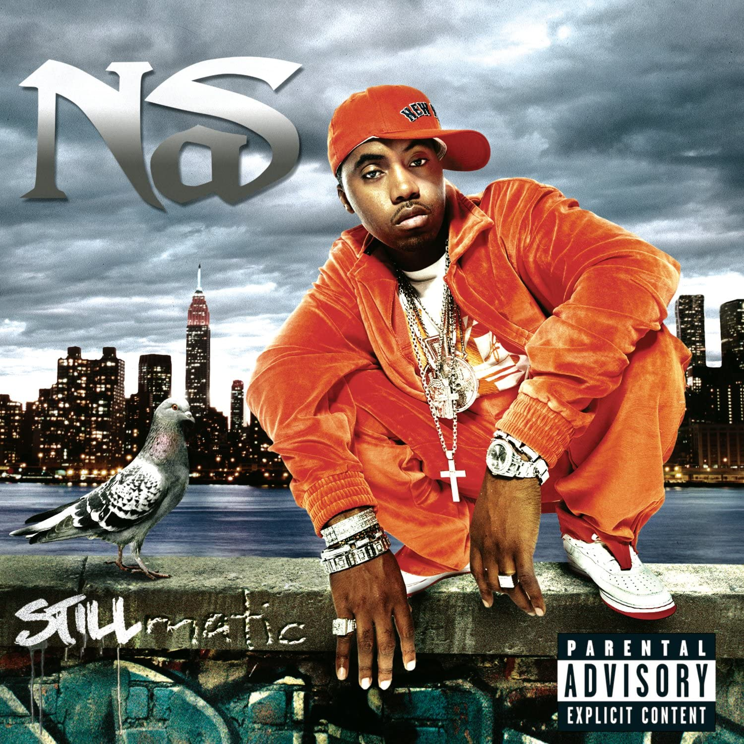 Nas/Stillmatic [CD]