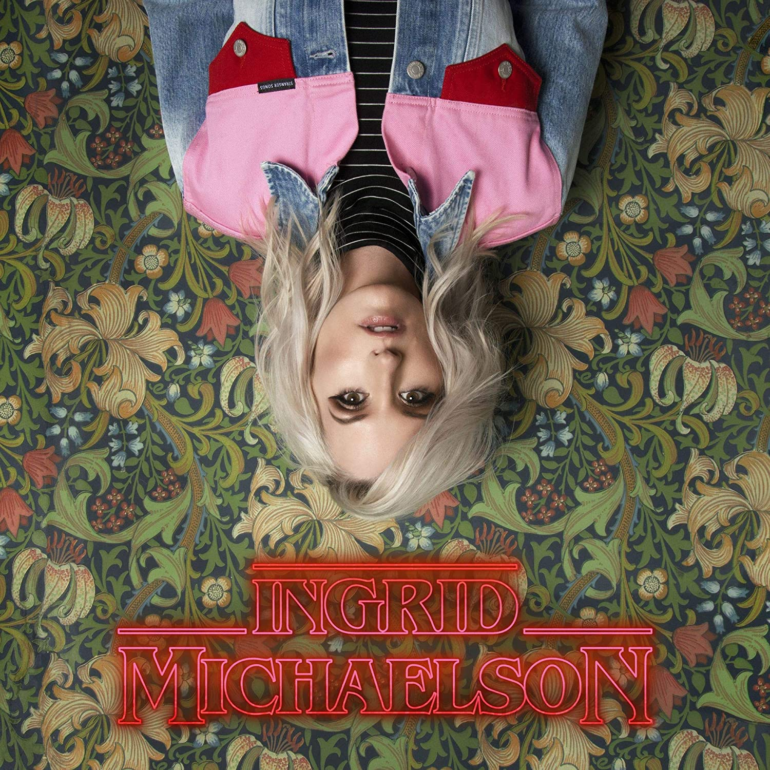 Michaelson, Ingrid/Stranger Songs [LP]
