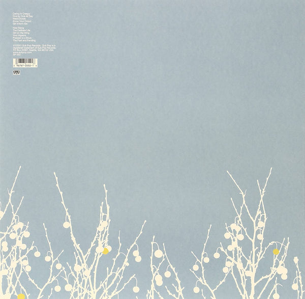 Shins, The/Oh, Inverted World [LP]