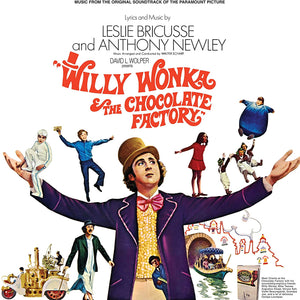 Soundtrack/Willy Wonka & The Chocolate Factory [LP]