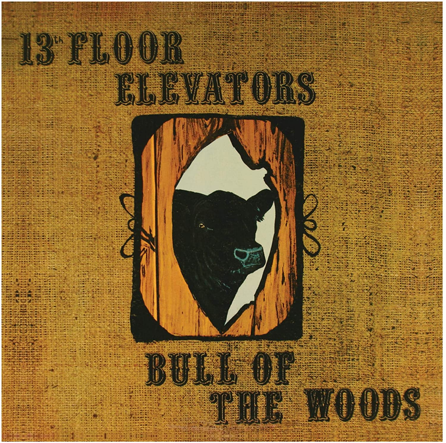 13th Floor Elevators/Bull Of The Woods (2CD Deluxe) [CD]