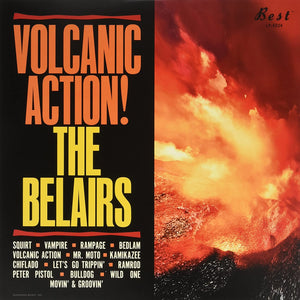 Belairs, The/Volcanic Action! [LP]