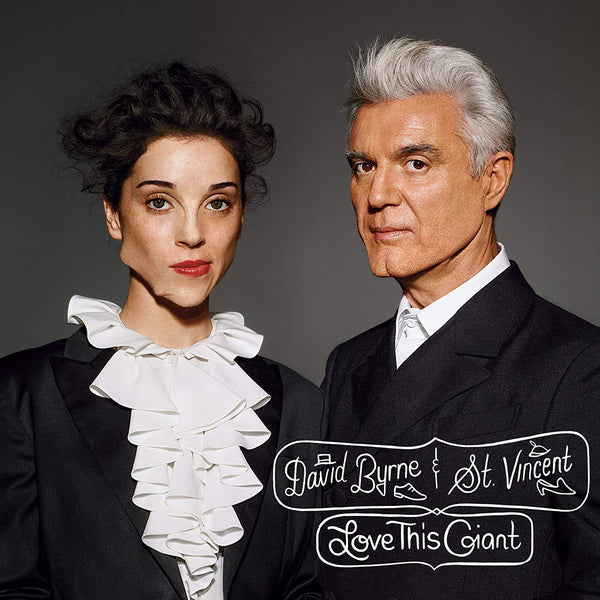 Byrne, David & St. Vincent/Love This Giant [LP]