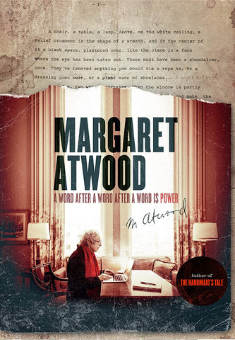 Margaret Atwood: A Word After A Word After A Word Is Power [DVD]