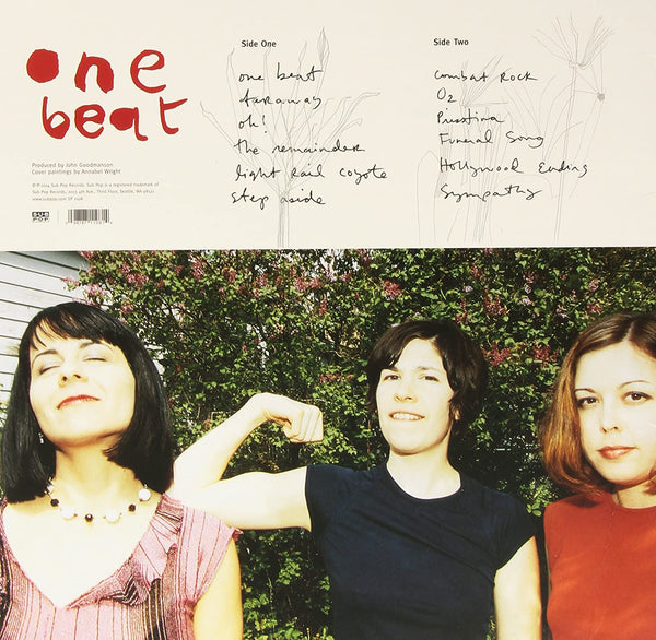 Sleater-Kinney/One Beat [LP]