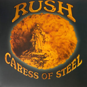 Rush/Caress of Steel [LP]