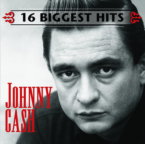 Cash, Johnny/16 Biggest Hits [LP]