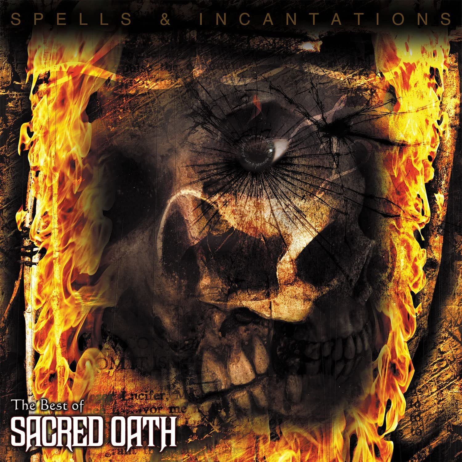 Sacred Oath/Spells & Incantations: The Best of [LP]