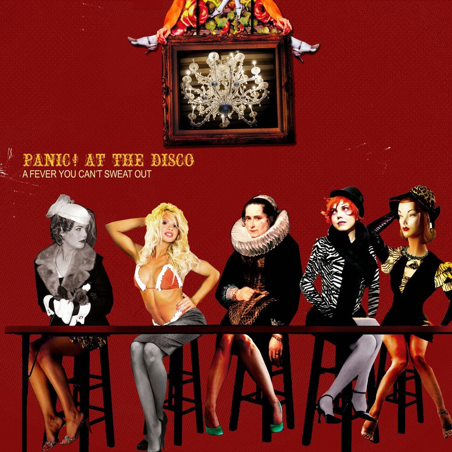 Panic! At The Disco/A Fever You Can't Sweat Out [LP]