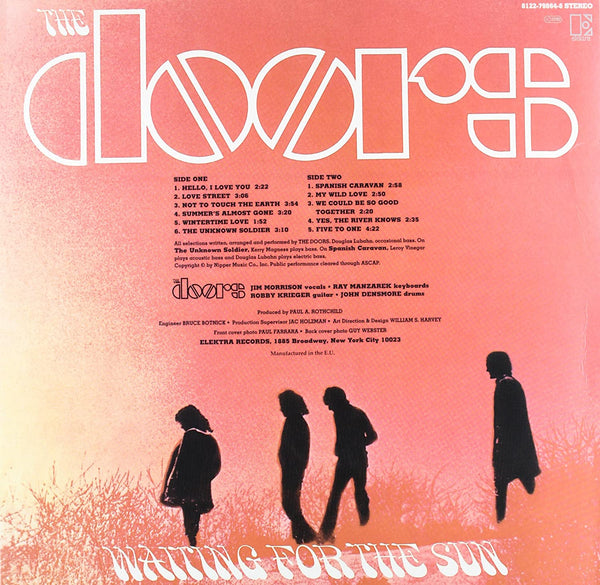 Doors, The/Waiting For The Sun [LP]