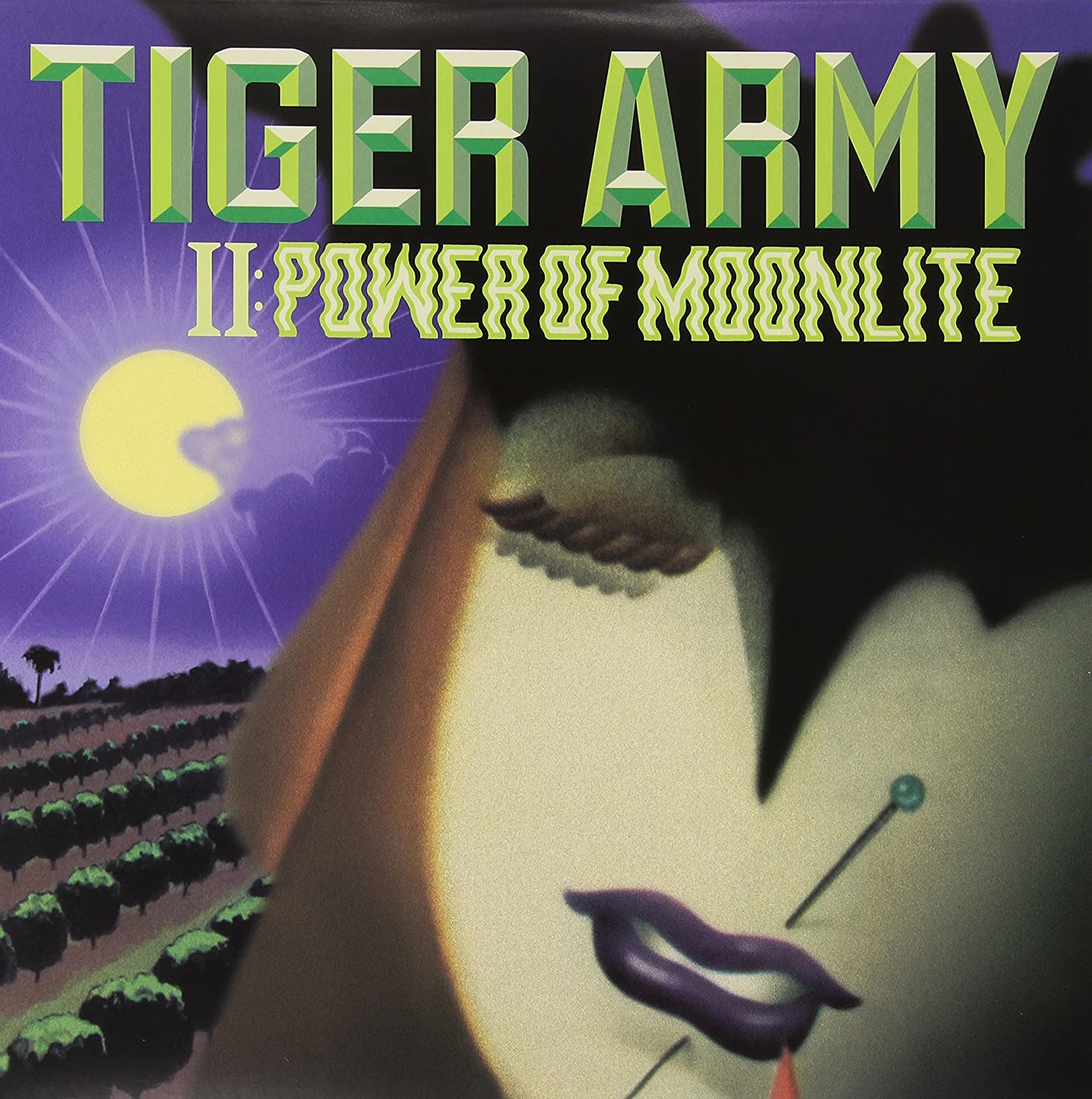 Tiger Army/II: Power Of Moonlite [LP]