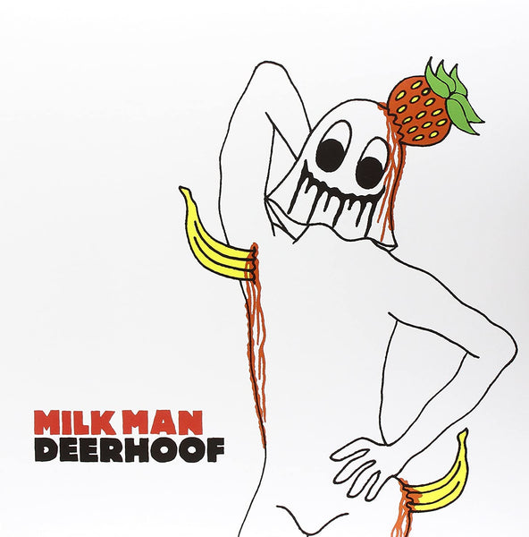 Deerhoof/Milkman [LP]