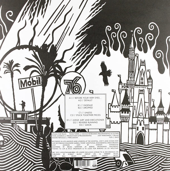 Atoms For Peace/Amok [LP]