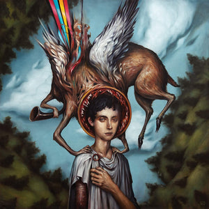 Circa Survive/Blue Sky Noise (3LP Pink/Yellow/Blue Vinyl) [LP]