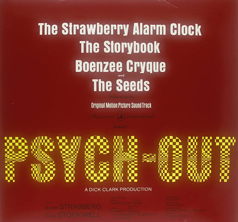 Psych-Out/Original Motion Picture Soundtrack [LP]