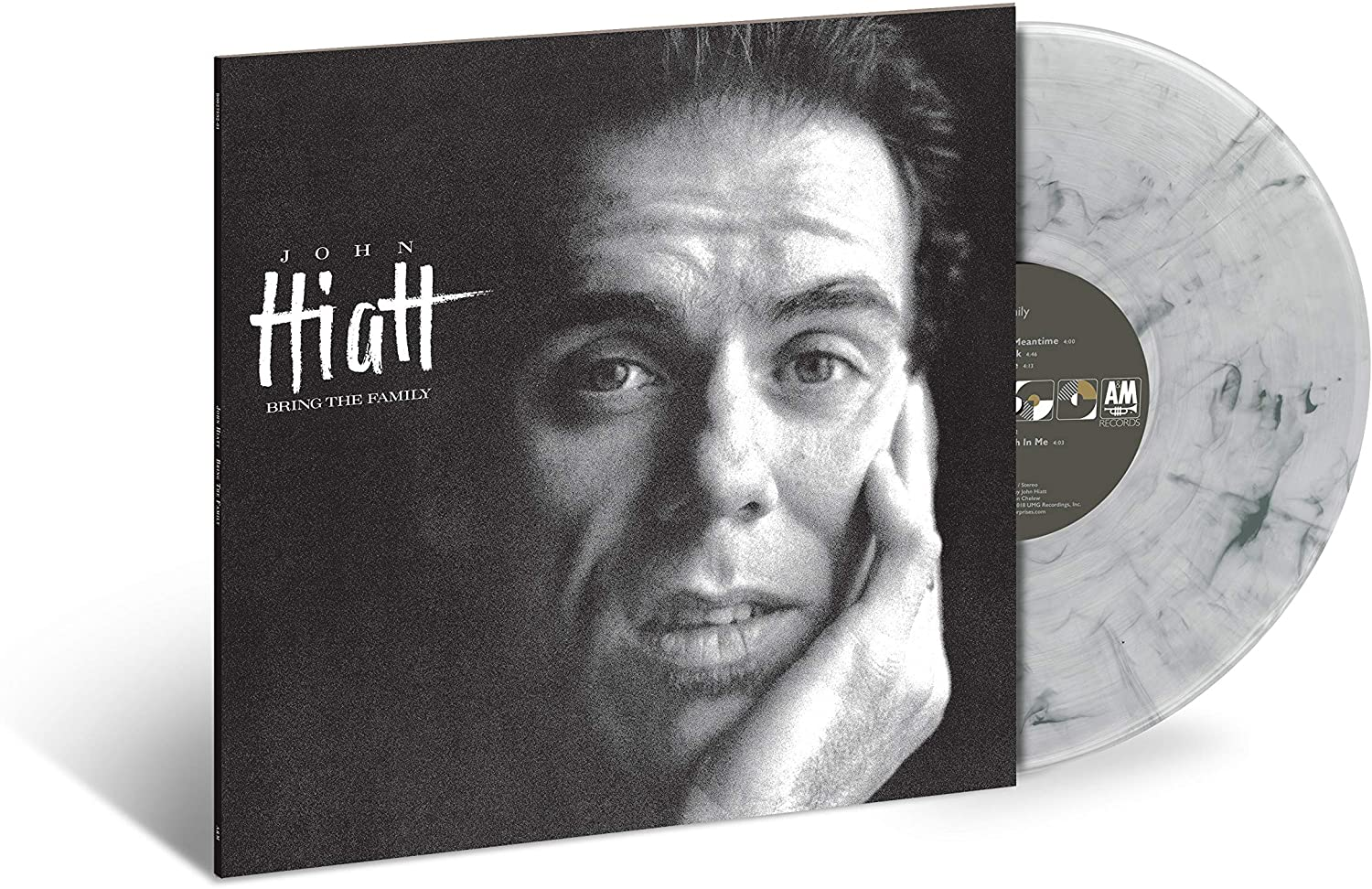 Hiatt, John/Bring the Family (Color Vinyl) [LP]