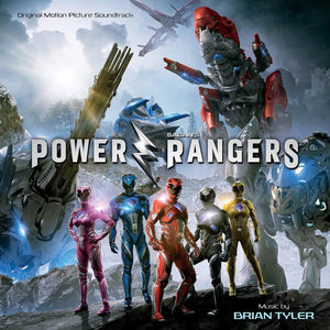 Soundtrack/Power Rangers [LP]
