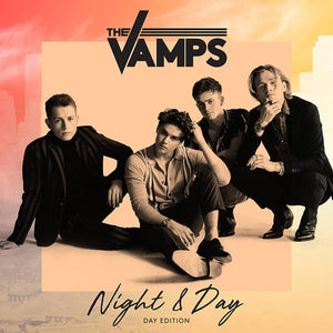 Vamps, The/Night And Day - Day Edtion (2LP) [LP]