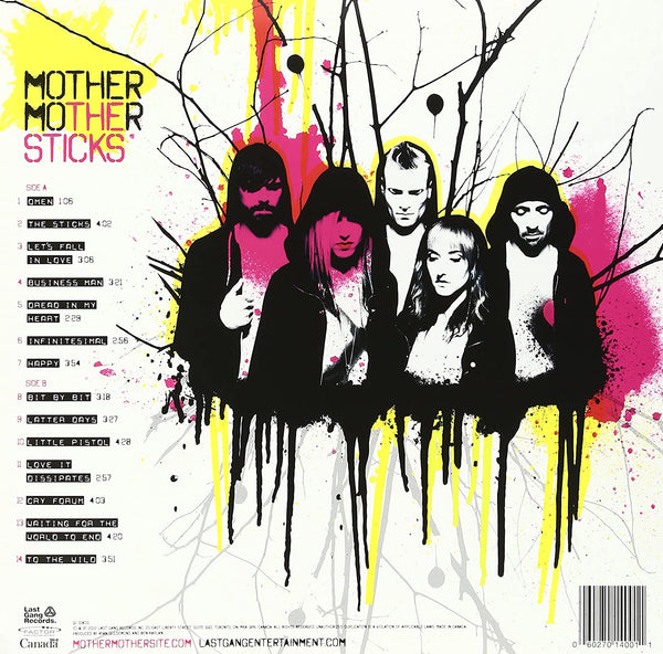 Mother Mother/Sticks [LP]