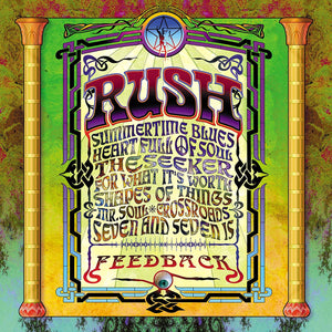 Rush/Feedback [LP]
