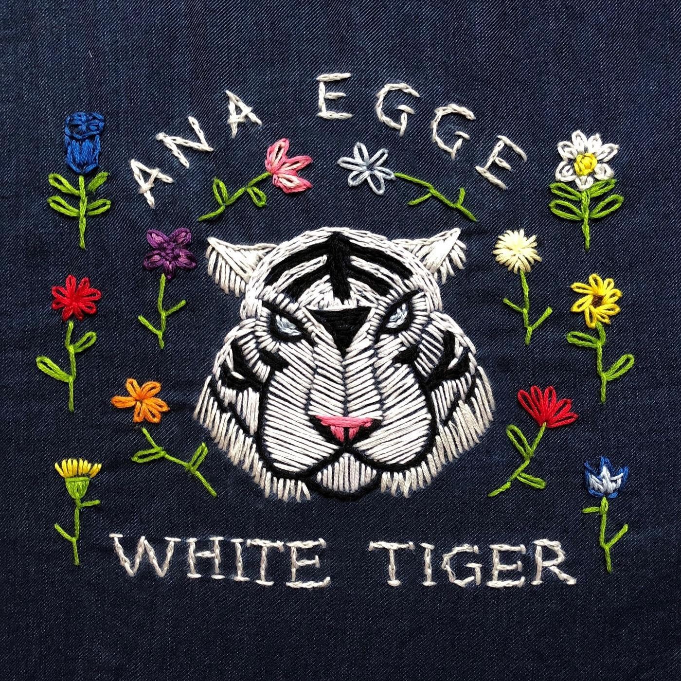 Egge, Ana/White Tiger [LP]