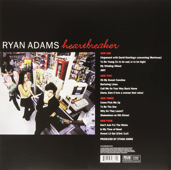 Adams, Ryan/Heartbreaker [LP]