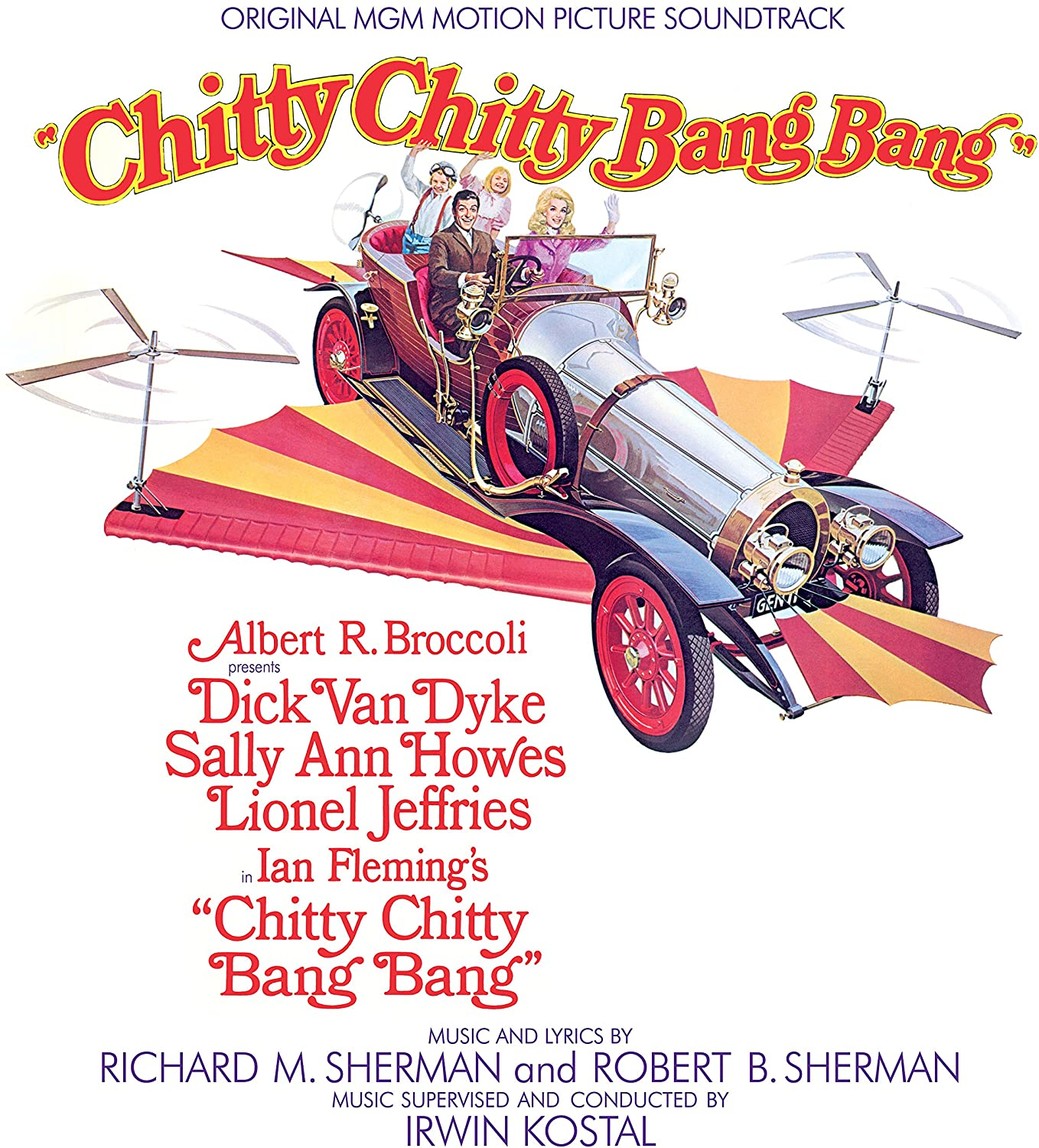 Soundtrack/Chitty Chitty Bang-Bang [LP]