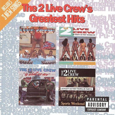 2 Live Crew/Greatest Hits [LP]