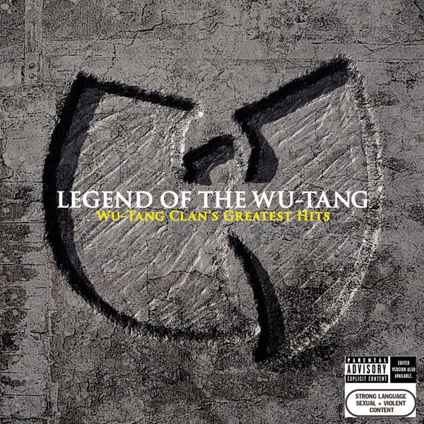 Wu-Tang Clan/Legend of/Greatest Hits [CD]