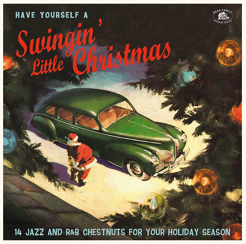 Various Artists/Have Yourself A Swingin' Little Christmas (Green Vinyl) [LP]