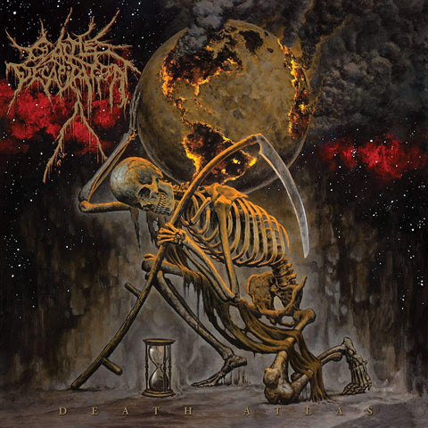 Cattle Decapitation/Death Atlas [CD]