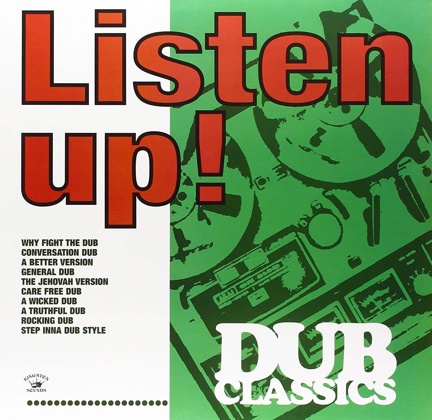 Listen Up!/Dub Classics [LP]
