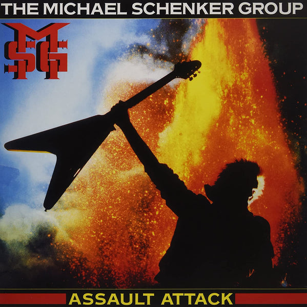 The Michael Schenker Group/Assult Attack [LP]